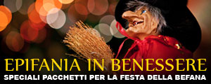 Epifania in Benessere - Pacchetti Benessere Befana in Toscana a Montecatini Terme